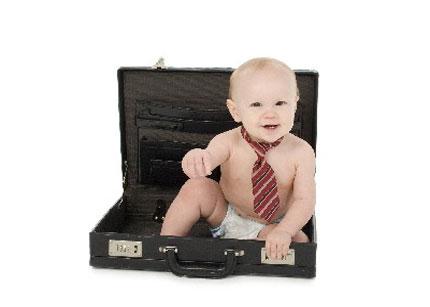 Bebé Vs Idea Empresarial